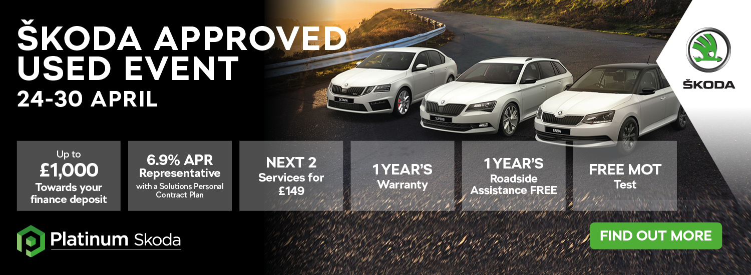 Skoda Used Car Event