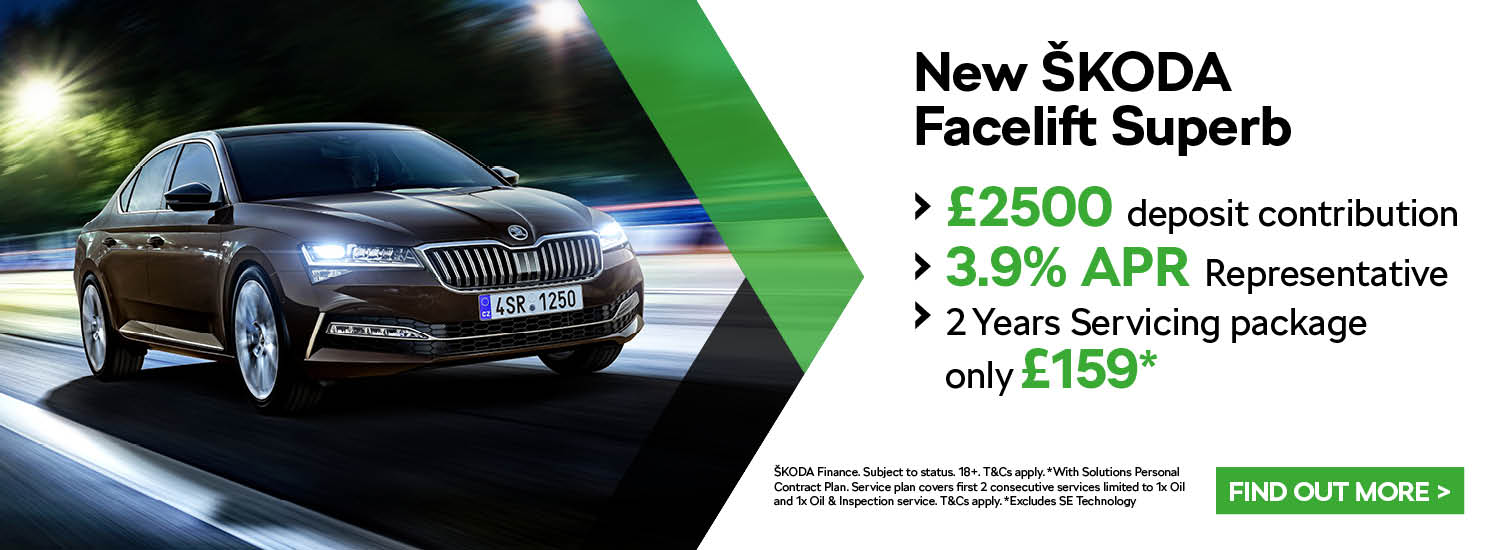 Skoda Superb Offer