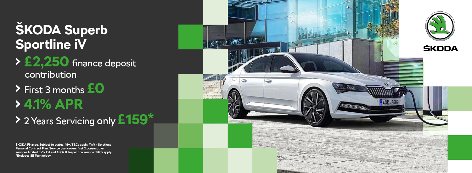 Superb Sportline Offer