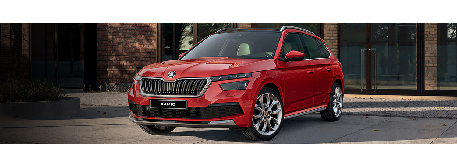 All-New ŠKODA Kamiq
