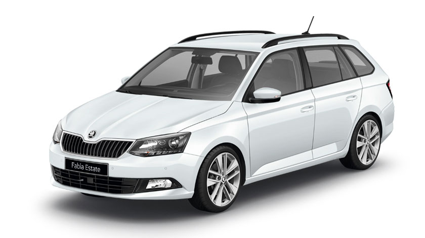 ŠKODA NEW FABIA ESTATE